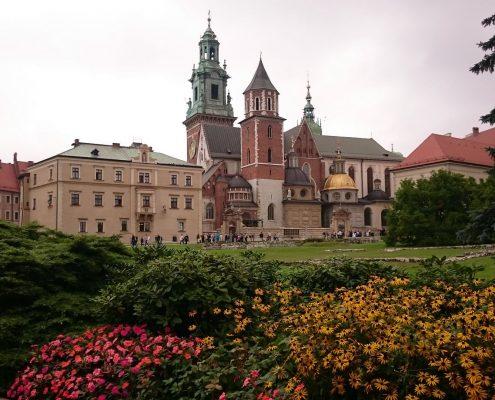 nos no mundo site viagem castelo polonia